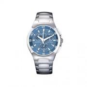 Festina - F6698/4 - Montre Homme - Quartz - Chronographe - Chronomètre - Bracelet Acier Inoxydable
