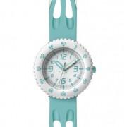 Flik Flak - ZFCS017 - Montre Fille - Quartz - Analogique - Bracelet plastique multicolore
