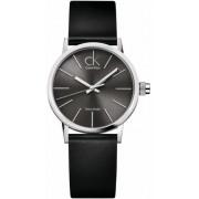 Calvin Klein - K7622207 - Montre Homme - Quartz - Analogique - Bracelet cuir Noir