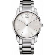 Calvin Klein Swiss Made City 34002 Montre-Bracelet pour Hommes Fabriqué en Suisse