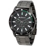Ben Sherman - R714.00BS - Montre Homme - Quartz - Bracelet Acier inoxydable Noir