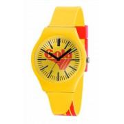 Gola Classic - GLC-0001 - Montre - Quartz - Analogique - Bracelet plastique jaune