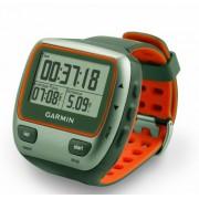 Garmin - Cardiofréquencemètre Forerunner 310XT vendu avec sangle textile - Orange/gris