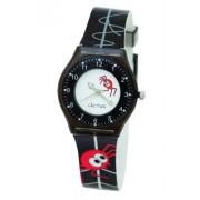 Cactus - CAC-39-M01 - Montre Garçon - Quartz Analogique - Bracelet Plastique Noir