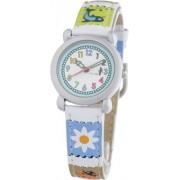 Cactus - CAC-33-L04 - Montre Enfant - Quartz - Analogique - Bracelet Caoutchouc Multicolore