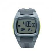 Quiksilver - M159DR-BGL - Montre Homme - Quartz Digital - Chronomètre - Rétro - éclairage d'Alarme - Calendrier - Bracelet
