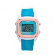Roxy - W220DR-AQU - Montre Femme - Quartz Digital - Calendrier - Chronomètre - Alarme - Rétro-éclairage - Bracelet