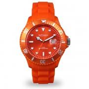 Montre Intimes Watch Orange Silicone - IT-044