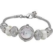 Accurist Ladies Swarovski Crystal Charmed Watch LB1448